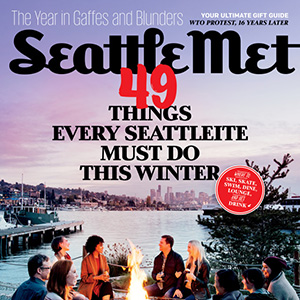 Seattle Magazine cover