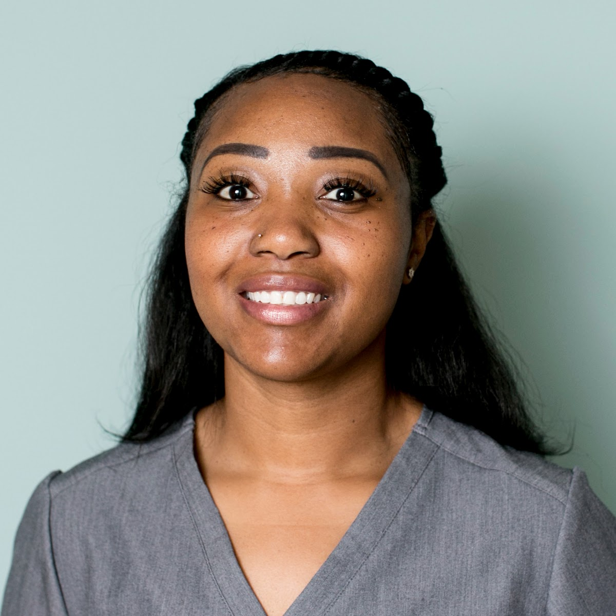 Keya, our dental assistant in our downtown Seattle endodontic office.